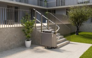 wheelchair lift waterford