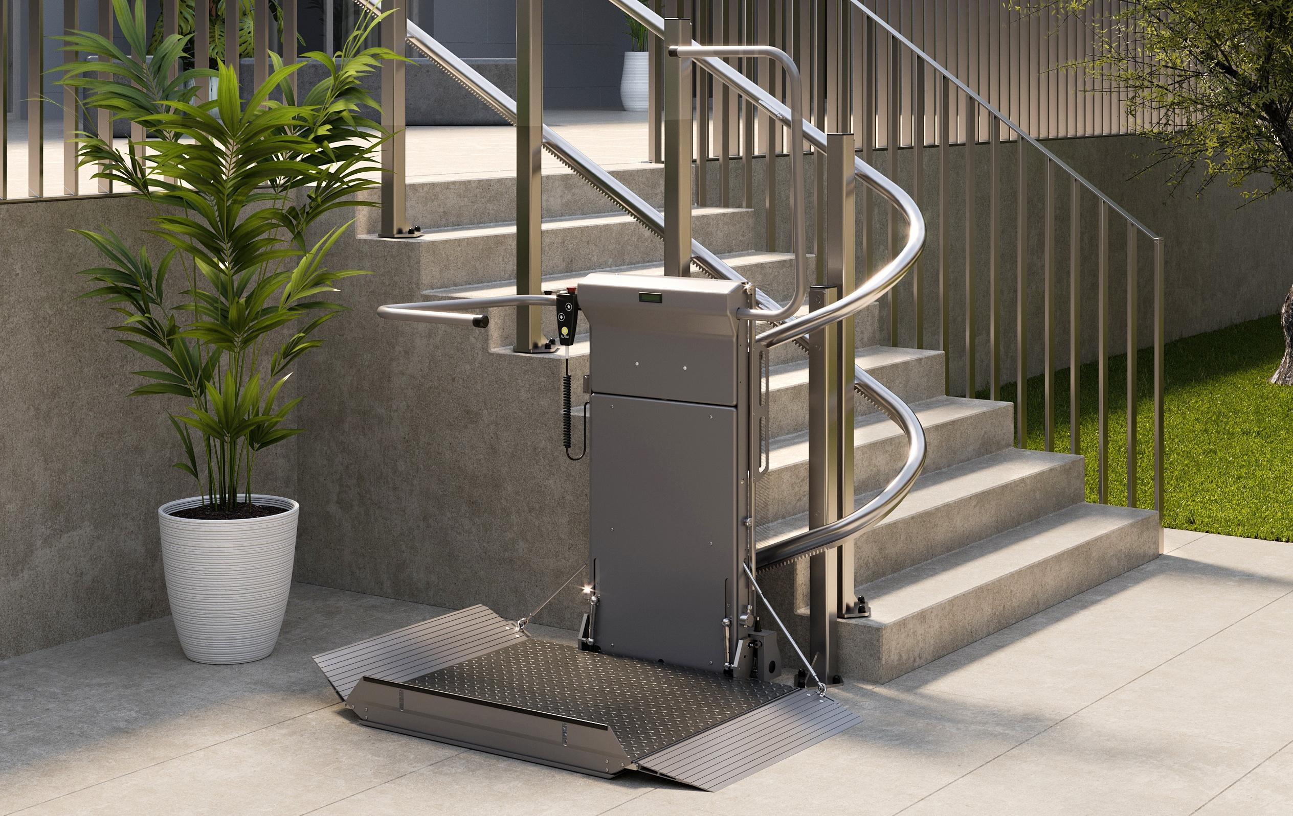 wheelchair stairlift Cork, waterford, kilkenny, clare, ireland