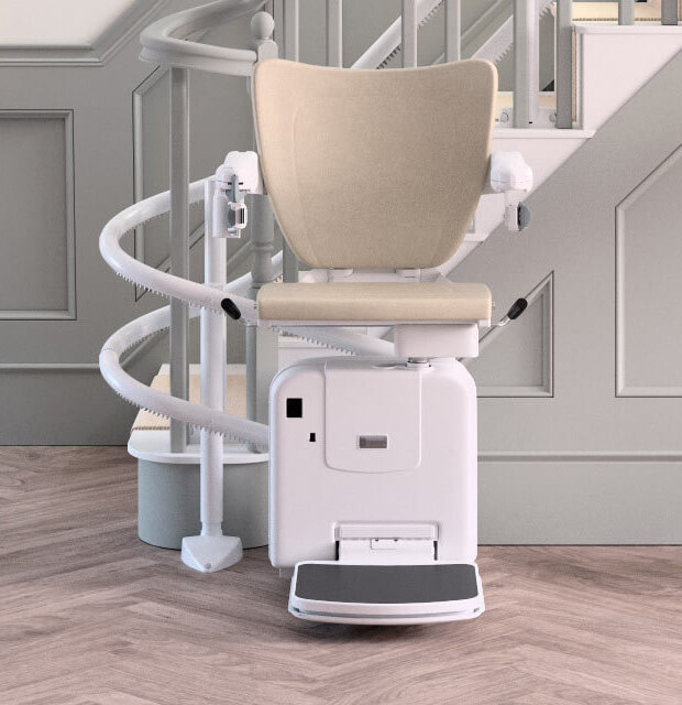 curved stairlifts kildare