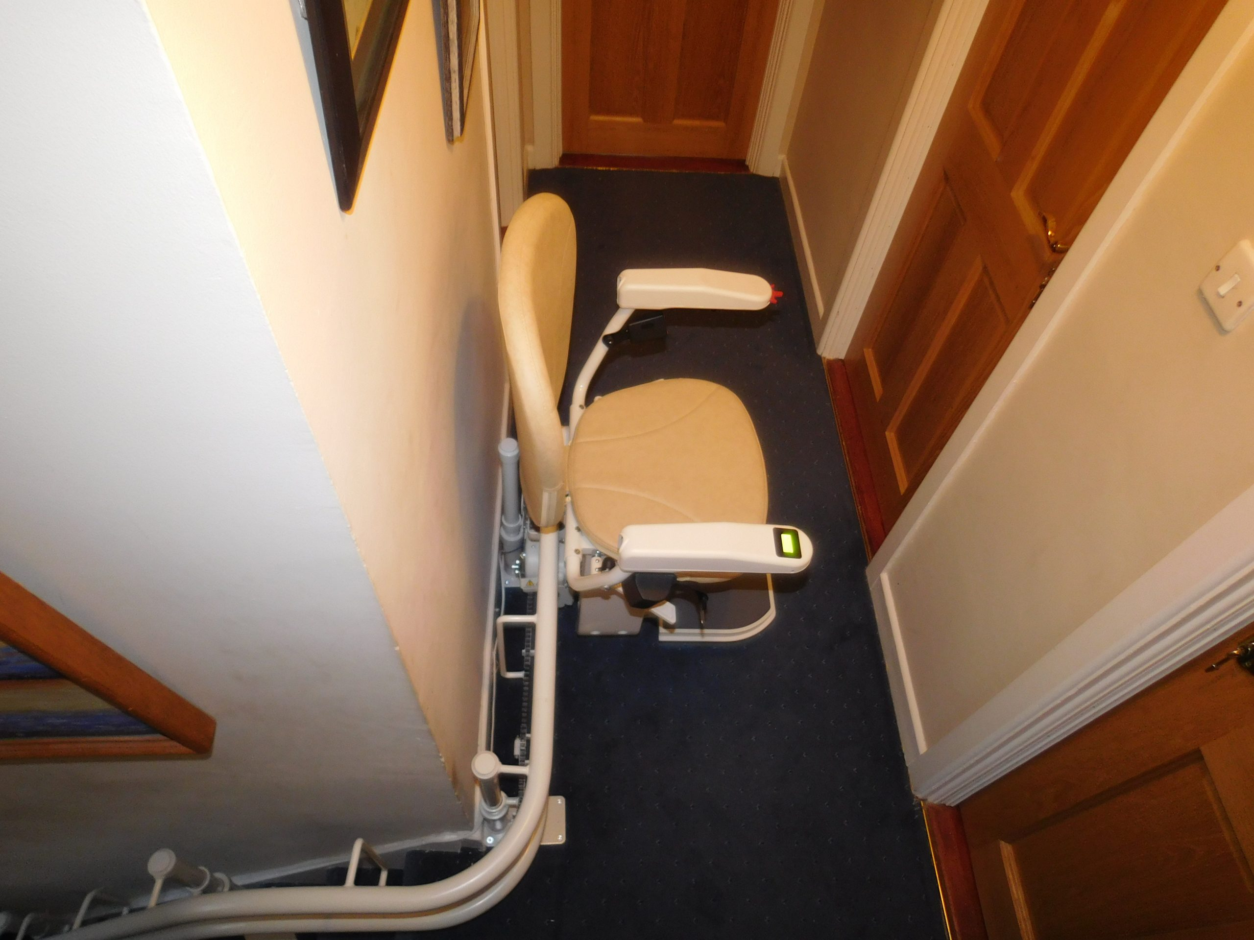 curved stair lift tipperary